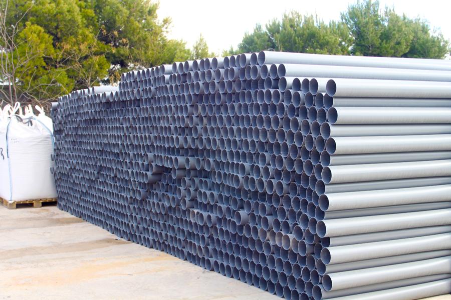 شركة منصوري بلاستMANSOURI PLAS : انتاج و بيع الأنابيب البلاستيكية في الجزائر