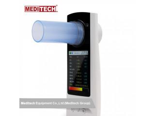 SpirOx plus جهاز قياس تبادل الغازات في الرئتين.